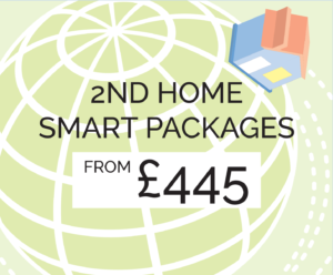 2nd home smart pack